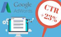 [Cas réel] Google ne mentait pas (vraiment) sur les annonces étendues : CTR +23% !