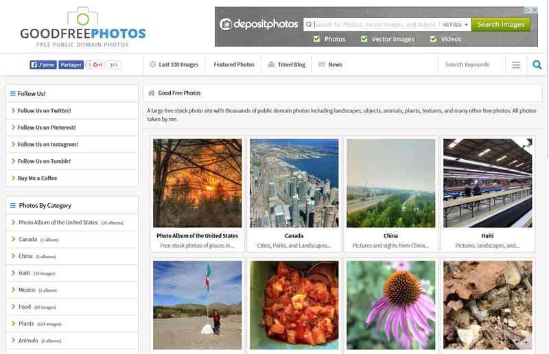 Beautiful 85 sites de Photos Libres de Droit Gratuites testés HN34