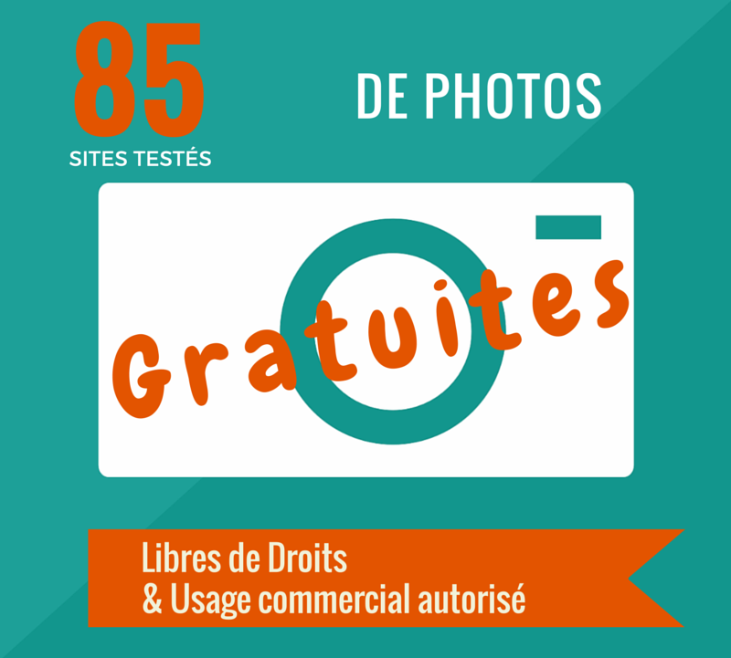Fabuleux 85 sites de Photos Libres de Droit Gratuites testés IG38
