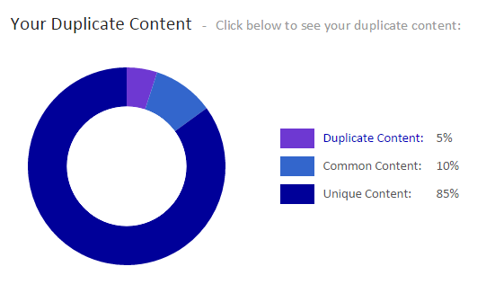 duplicate content refeo com
